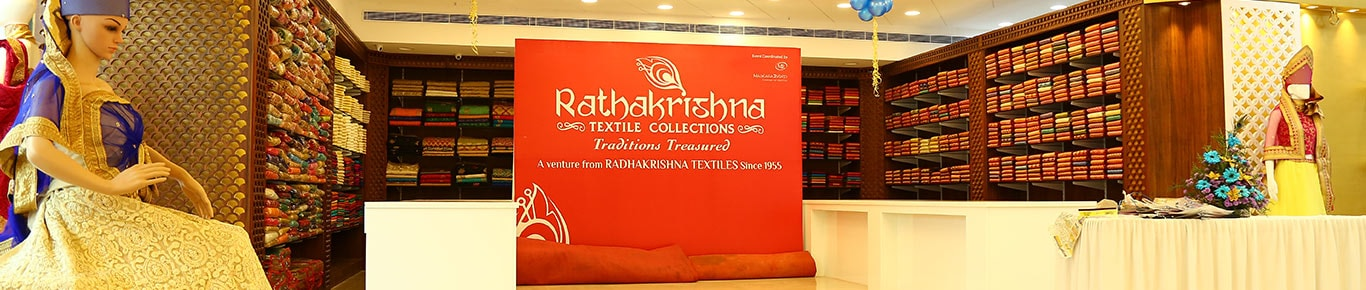 Radha textiles Showroom